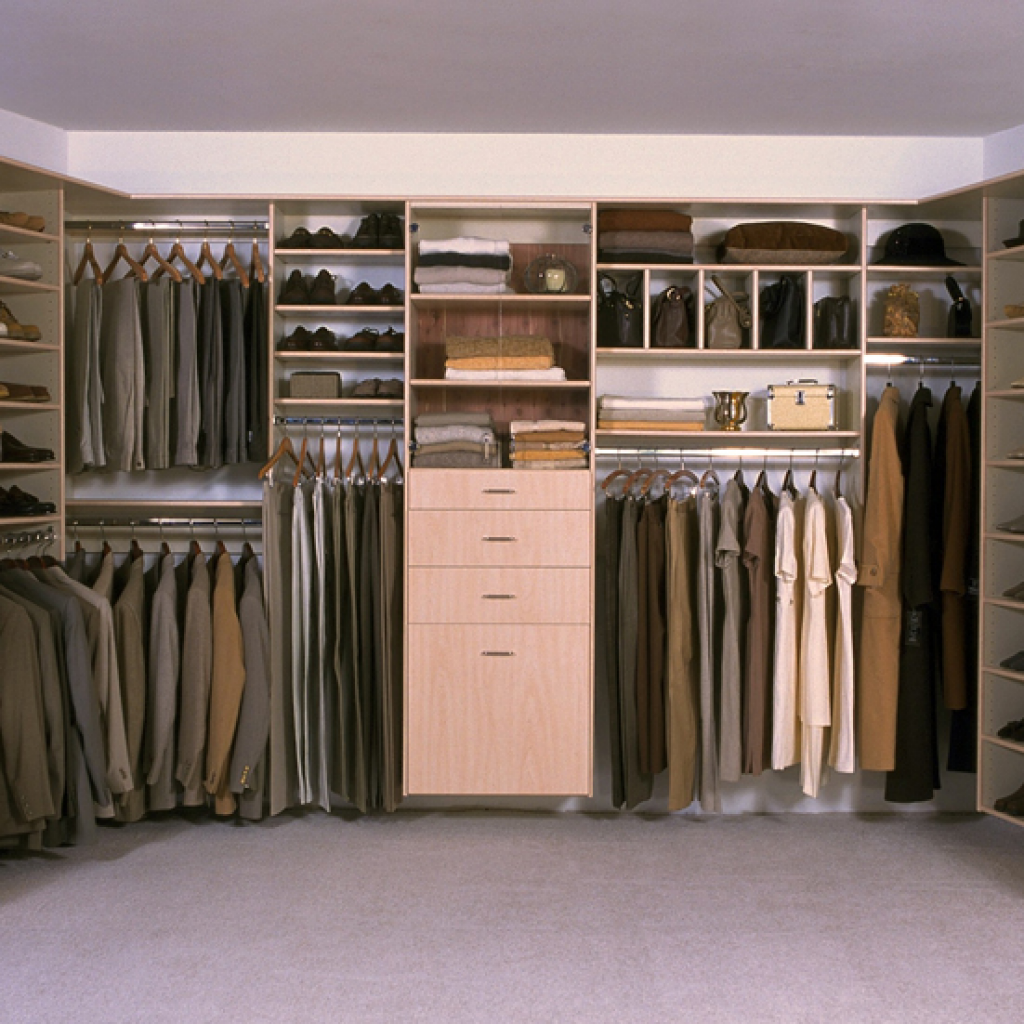 Custom Wood Closets Wardrobes Closet Systems With Drawers
