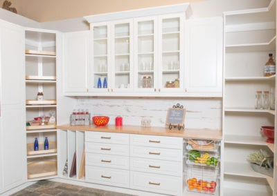 Pantry Side View